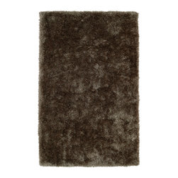Kaleen - Kaleen Posh Collection PSH01-82 3' x 5' Light Brown - Posh is the perfect rug to make your feet say ooh and ahhh!! Super plush and silky to the touch, this hot new shag rug is exactly what your room has been asking for! Find the perfect spot to curl up on after a long day or bring in your favorite pop of color for a complete room makeover. The Posh collection allows for diversity and fashionable style for all of your decorating needs with over 20 colors to choose from. Each rug is handmade in China of the finest 100% polyester.