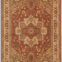 Karastan Antique Legends 2200-00208 Serapi Rug