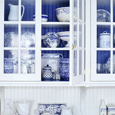 Interior Windows: Make a Small Space Brighter & Larger - The Inspired Room