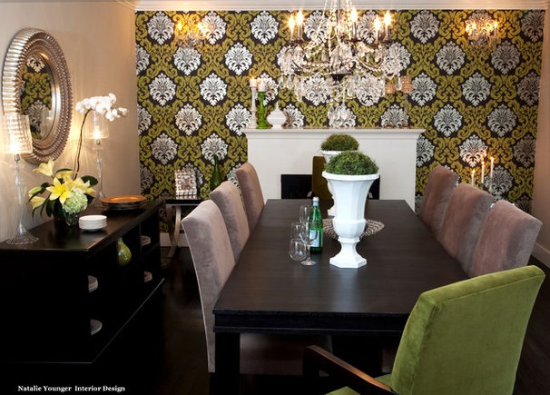 Transitional  by Natalie Younger Interior Design, Allied ASID