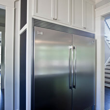Transitional Refrigerators And Freezers by Ridgewater Homes Inc