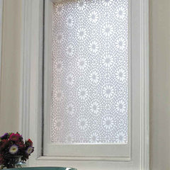 modern window treatments by Design Public