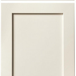 Shaker Cabinet Doors, Antique White