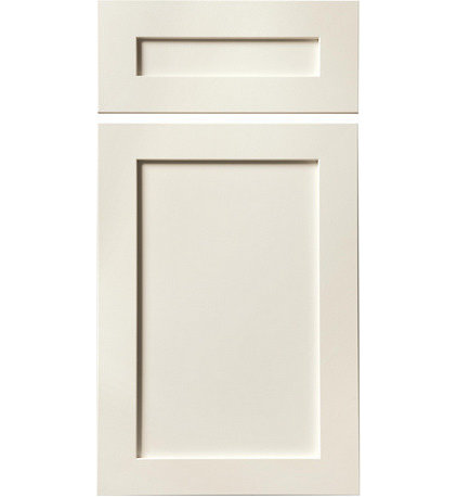 Traditional Kitchen Cabinetry by LeMica Doors