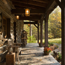 Locati Home - Recent Projects - Residential - Ontario Guest Cabin