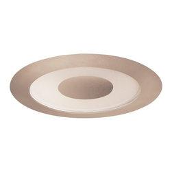 """Juno Lighting - Juno 12 4"""" Perimeter Frosted Lens Trim, 12w-Abz - 4"""" Perimeter Frosted Lens Trim for use with select Juno housings."""