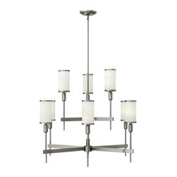 Hinkley Lighting - Hinkley Lighting | Princeton 9 Light Chandelier - Design by Hinkley Lighting.