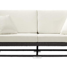 contemporary outdoor sofas by Chiasso