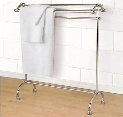 Modern Towel Racks & Stands by Pottery Barn