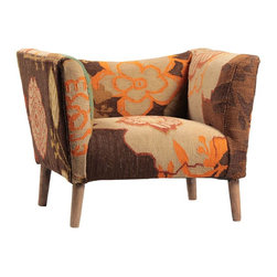 Dovetail - Dovetail Topaz Armchair - Topaz armchair by Dovetail Furniture.