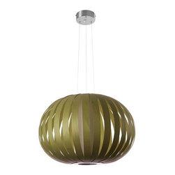 LZF - LZF   Poppy Suspension Light - Small - Design by Burkhard Dämmer.
