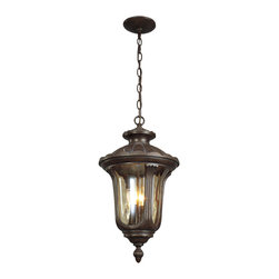 SP2004-L Outdoor Metal and Water Glass Pendant Lighting -