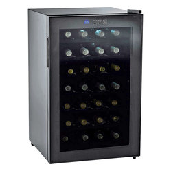 Wine Enthusiast 28-Bottle Single-Zone Free Standing Wine Cooler
