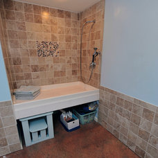 Traditional Laundry Room by Don Van Cura Construction Co., Inc.