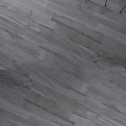"ABK Ceramiche - Soleras Anthracite Natural 8"" x 32"" - The magic of wood comes to life in Soleras, a collection of planks inspired by the barrels used in the criaderas y soleras technique for ageing high-quality wines and spirits."