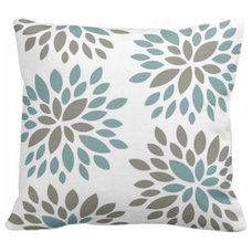 Contemporary Pillows by PURE Inspired Design