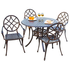 Contemporary Outdoor Dining Sets by Great Deal Furniture