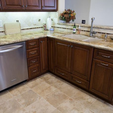 Traditional Kitchen Cabinets by Kitchens Etc. of Ventura County
