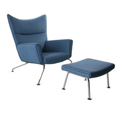 Wing Chair -