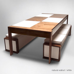 ducduc the table - Available in 4 or 6 panel versions.