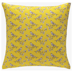 eclectic pillows by Habitat