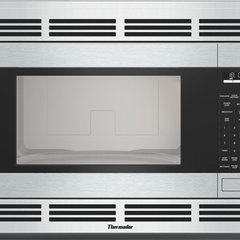 contemporary microwave by Thermador