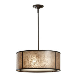 Murray Feiss - Murray Feiss Taylor Contemporary Pendant Light X-BAL3/9362F - Vintage snap finds new life in this contemporary wall pendant. The light Antique bronze looks magnificent in your living room, kitchen, dining room, or den. The beige linen shade casts a friendly glow that is sure to captivate and spark conversation.