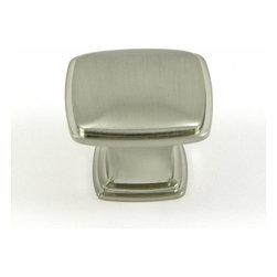 Stone Mill - Stone Mill Hardware 'Providence' Satin Nickel Cabinet Knob (Pack of 10) - These satin-nickel finished cabinet knobs are made of durable solid zinc, so they make perfect replacements for existing cabinet and drawer knobs. They look great on kitchen cabinets as well as bedroom furniture and even desk drawers.
