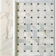 Contemporary Tile by CMM Tile