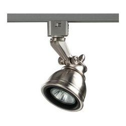 Juno - Juno Trac-Lites Bell Satin-Chrome Track Light R718SC - Shop for Lighting & Fans at The Home Depot. The Juno Trac-Lites Bell Track Light offers contemporary styling. It features deep light-source regression and a step baffle to reduce glare. This track light provides exceptional task and accent lighting when installed on the economical Juno Trac-Lites system.