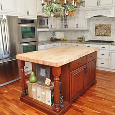 Traditional Kitchen Islands And Kitchen Carts by Kitchens Etc. of Ventura County