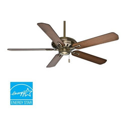 "Casablanca - Casablanca 59535 Holliston 54-60"" 5 Blade Energy Star Ceiling Fan - Blades Sold - Included Components:"