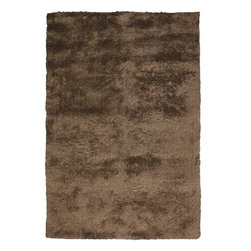 Chandra - Chandra Edina Transitional Hand Woven Shag Rug X-675-30481IDE - Chandra Edina Transitional Hand Woven Shag Rug X-675-30481IDE
