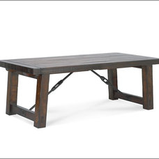 Rustic Dining Tables by Pottery Barn