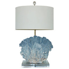 Eclectic Table Lamps by Swank lighting