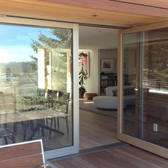 contemporary front doors by Grabill Windows &amp; Doors