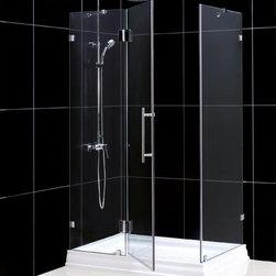 Dreamline QUADLUX Shower Enclosure - PRODUCT SPECIFICATIONS