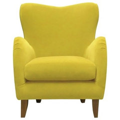 modern armchairs by John Lewis