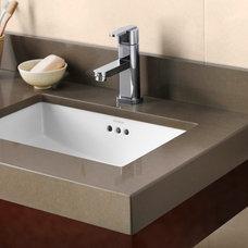 Eclectic Bathroom Sinks by Next Plumbing Supply