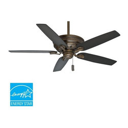 "Casablanca - Casablanca 54117 Adelaide 54-60"" 5 Blade Energy Star Ceiling Fan - Blades Sold S - Included Components:"