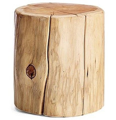 eclectic side tables and accent tables by West Elm