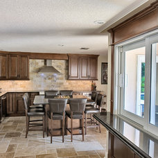 Eclectic Kitchen by McClure Contracting, Inc.