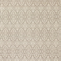 """KAS - KAS Rania 2451 (Beige Brocade) 5' x 7'6"""" Rug - This Hand Woven rug would make a great addition to any room in the house. The plush feel and durability of this rug will make it a must for your home. Free Shipping - Quick Delivery - Satisfaction Guaranteed"""