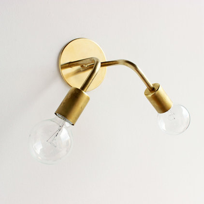 Contemporary Wall Sconces by Onefortythree