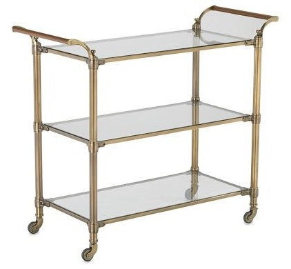 Traditional Bar Carts by Williams-Sonoma