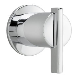American Standard - American Standard T430.430.002 BerwickDiverter Valve Trim Kit,  Chrome - American Standard T430.430.002 BerwickDiverter Valve Trim Kit,  Chrome. This Diverter Valve Trim Kit features a metal lever handle, controls water flow between 2 or 3 outlets (sprays or showers). For use with R420 or R430 diverter valves.