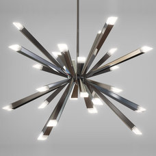 Contemporary Chandeliers by LightKulture.com