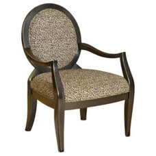 Contemporary Living Room Chairs by HomeClick