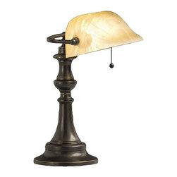 WESTWOOD - WESTWOOD 70407 Clayton Traditional Desk Lamp - WESTWOOD 70407 Clayton Traditional Desk Lamp