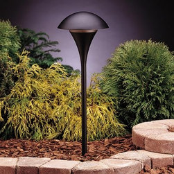"Kichler Lighting 15336BKT Eclipse Path Garden Pathway Light - Get 10% discount on your first order. Coupon code: ""houzz"". Order today."